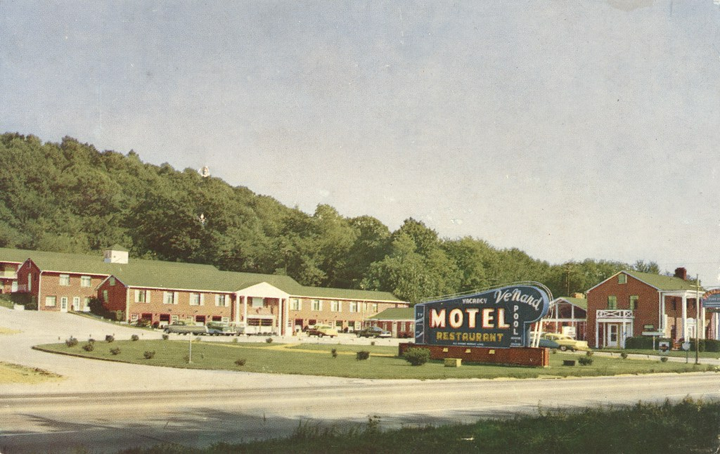 VeNard Motel - Cincinnati, Ohio