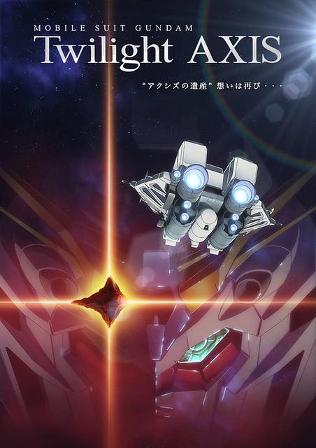 Gundam Twilight Axis Anime