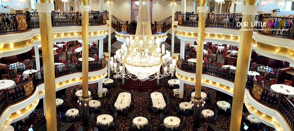 Main Dining Room Mariner of the Seas