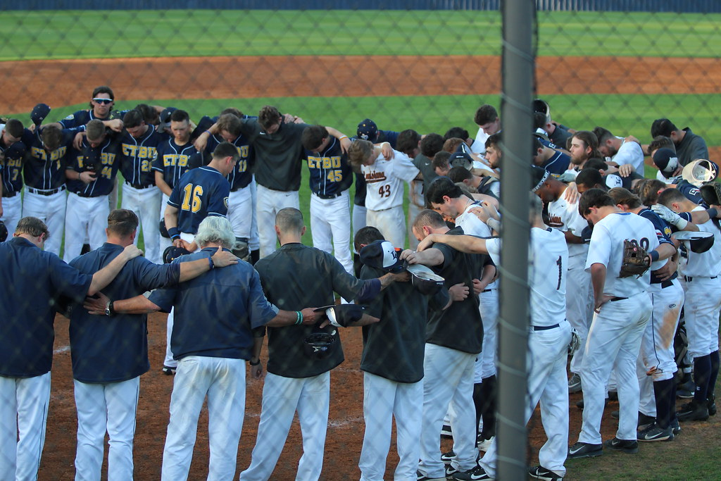 ETBU Baseball vs. LC (March 18, 2017)