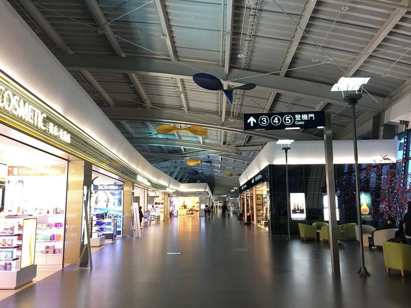台中機場(管制區)