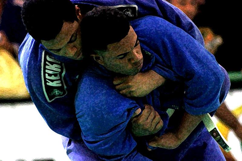 Campeonato Baiano de Jiu Jitsu. Fotos: Gabriela Simões