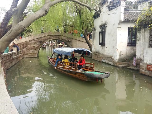 Canal, Pingjiang Road, Suzhou