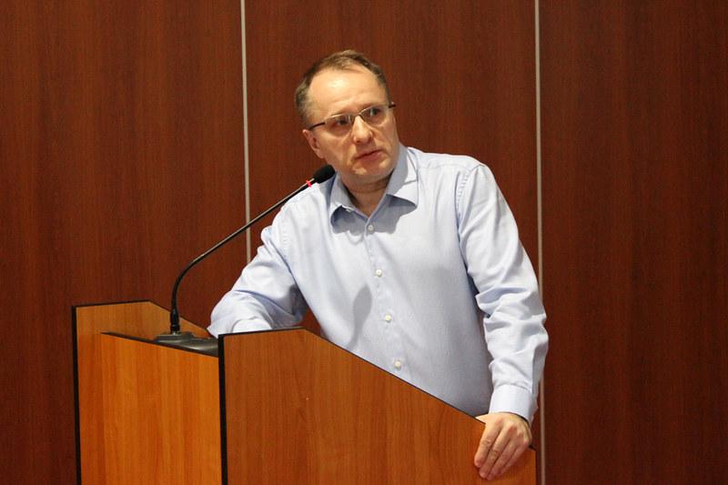 Заседание 2-го дня: Владимир Дворянов, МАП