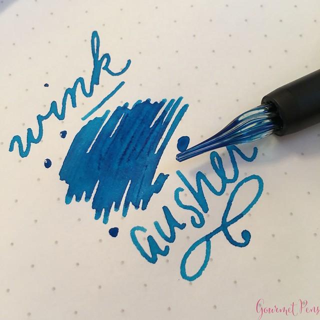 Review @WinkPens Glass Nib Pen from @Massdrop 16