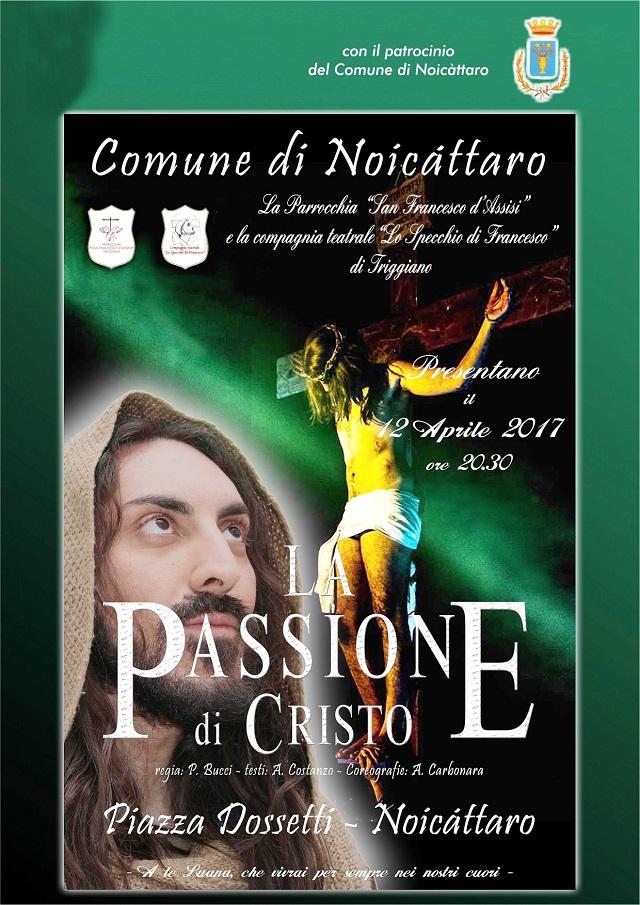 Noicattaro. La Passione di Cristo intero