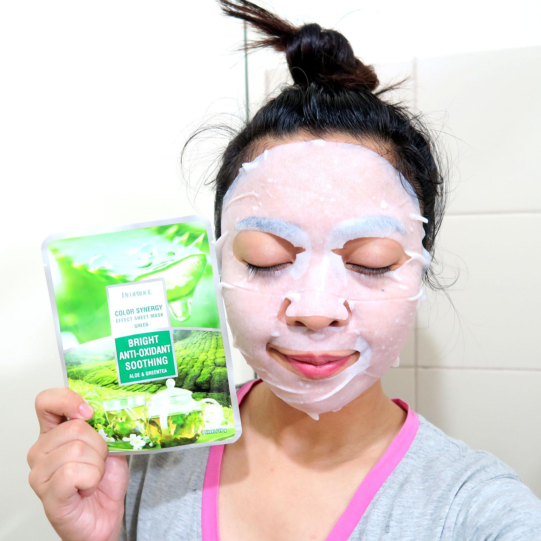 8 Watsons Mask Challenge - Watsons KBeauty - Gen-zel.com(c)