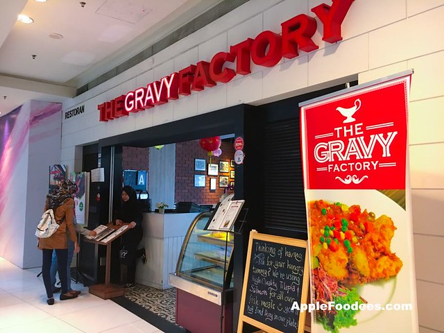 The Gravy Factory at NU Sentral Mall