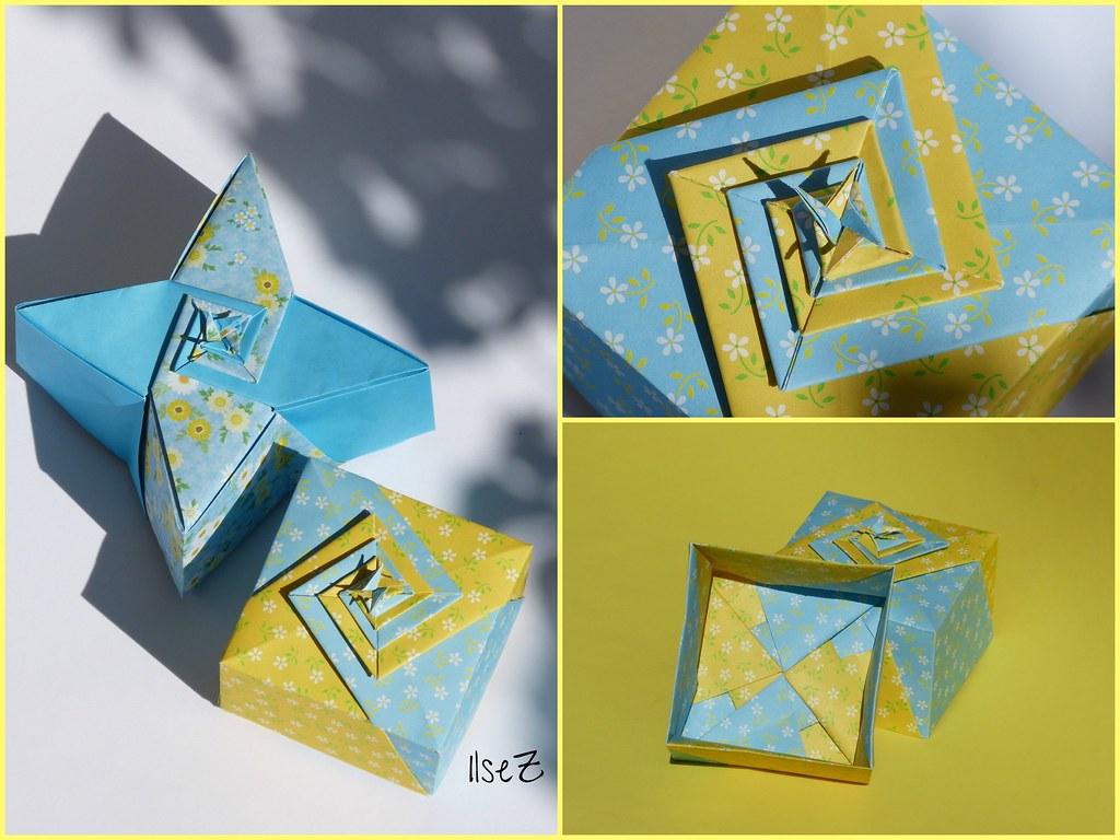Four Star Box Cube Box Elegant By Toshikazu Kawasaki Flickr