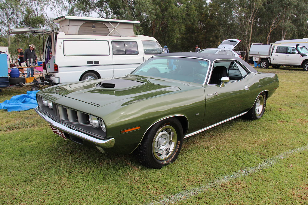 1971 Plymouth Barracuda Gran Coupe | The Plymouth was introd… | Flickr