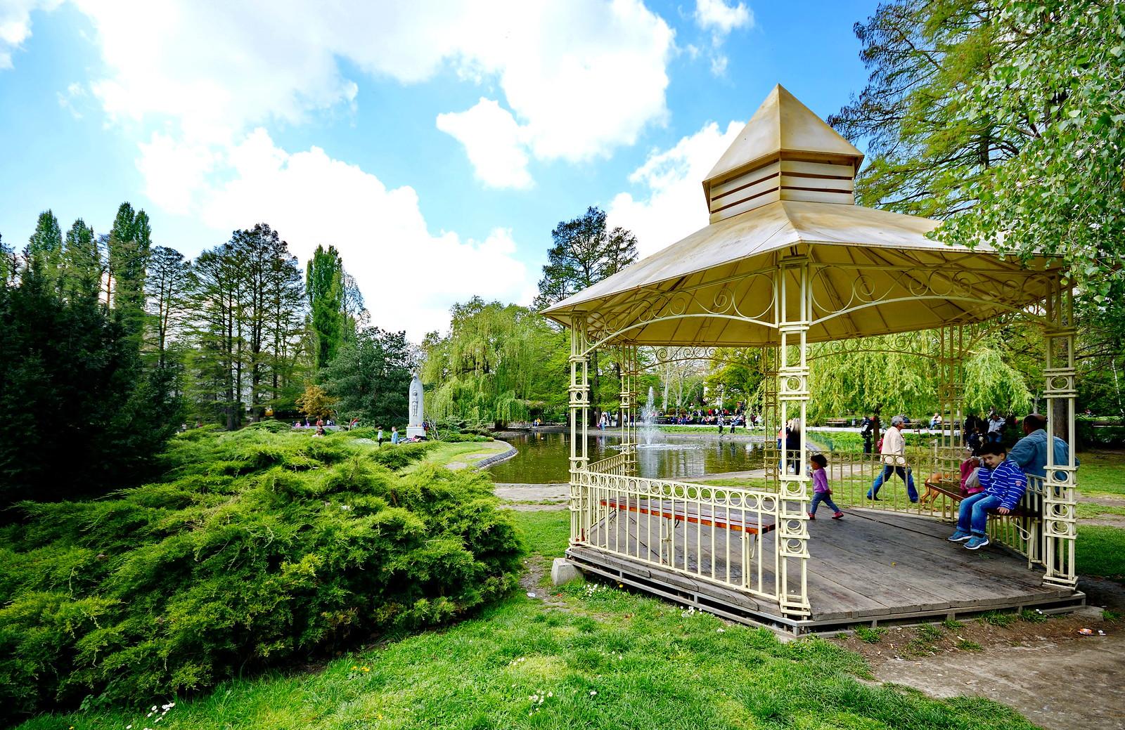 Dunavski park Novi Sad | by AleksandarM021