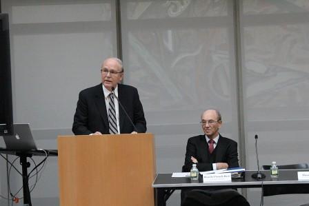 Globalization and Development in Democratic Chile. March 15, 2012