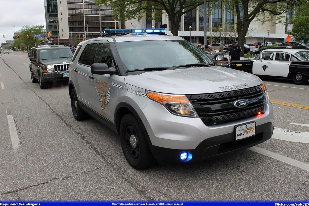 Ford Highway Patrol Cars Gta V