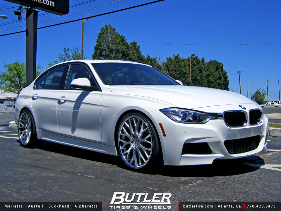 BMW 335i with 20in TSW Amaroo Wheels   Additional Picture Ga…   Flickr
