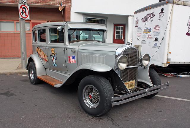 1930 pontiac 4 door sedan street rod 1 of 4 for 1930 pontiac 4 door sedan