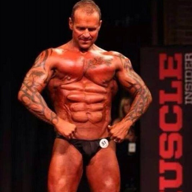 Have you guys seen the Canadian 'natural' bodybuilder with