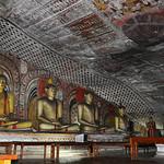 Dambulla - Thousands of Murals
