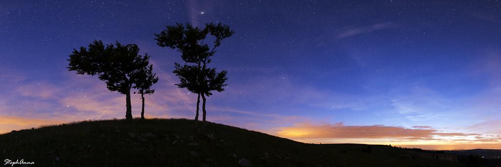 After sunset presque 2 heures apr s le coucher de soleil l flickr - Horaire coucher de soleil ...