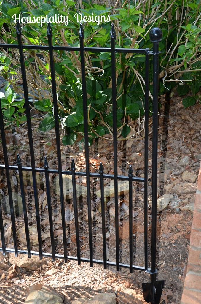 No Dig Fencing Shirley Stankus Flickr