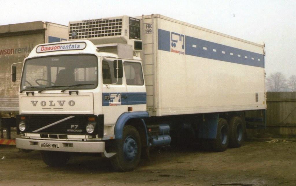 DAWSONRENTALS VOLVO F7 | Dawsonrentals Volvo F7 Intercooler … | Flickr