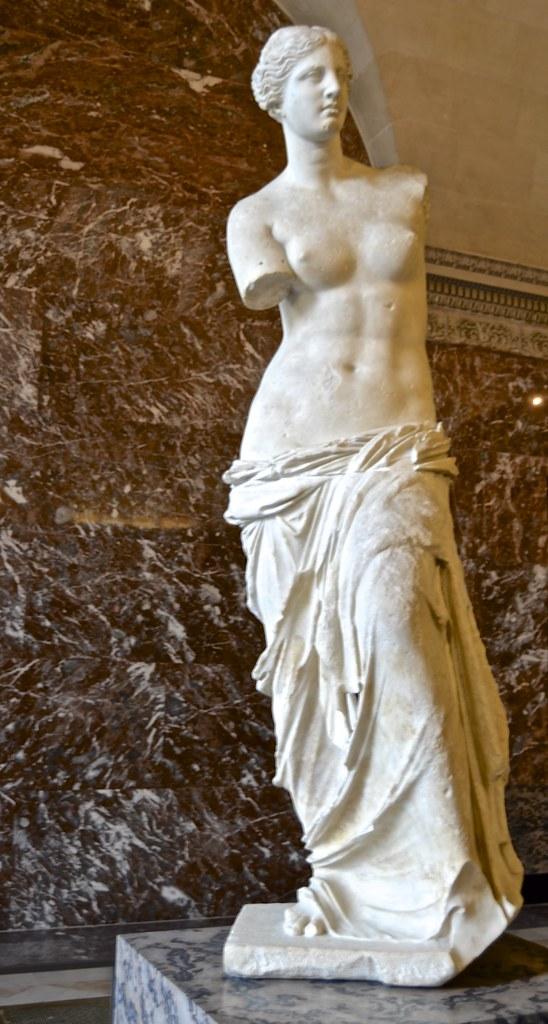 Venus de Milo, Louvre - Version 2   David McSpadden   Flickr