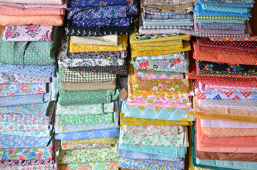 vintage fabric | by imaginary animal