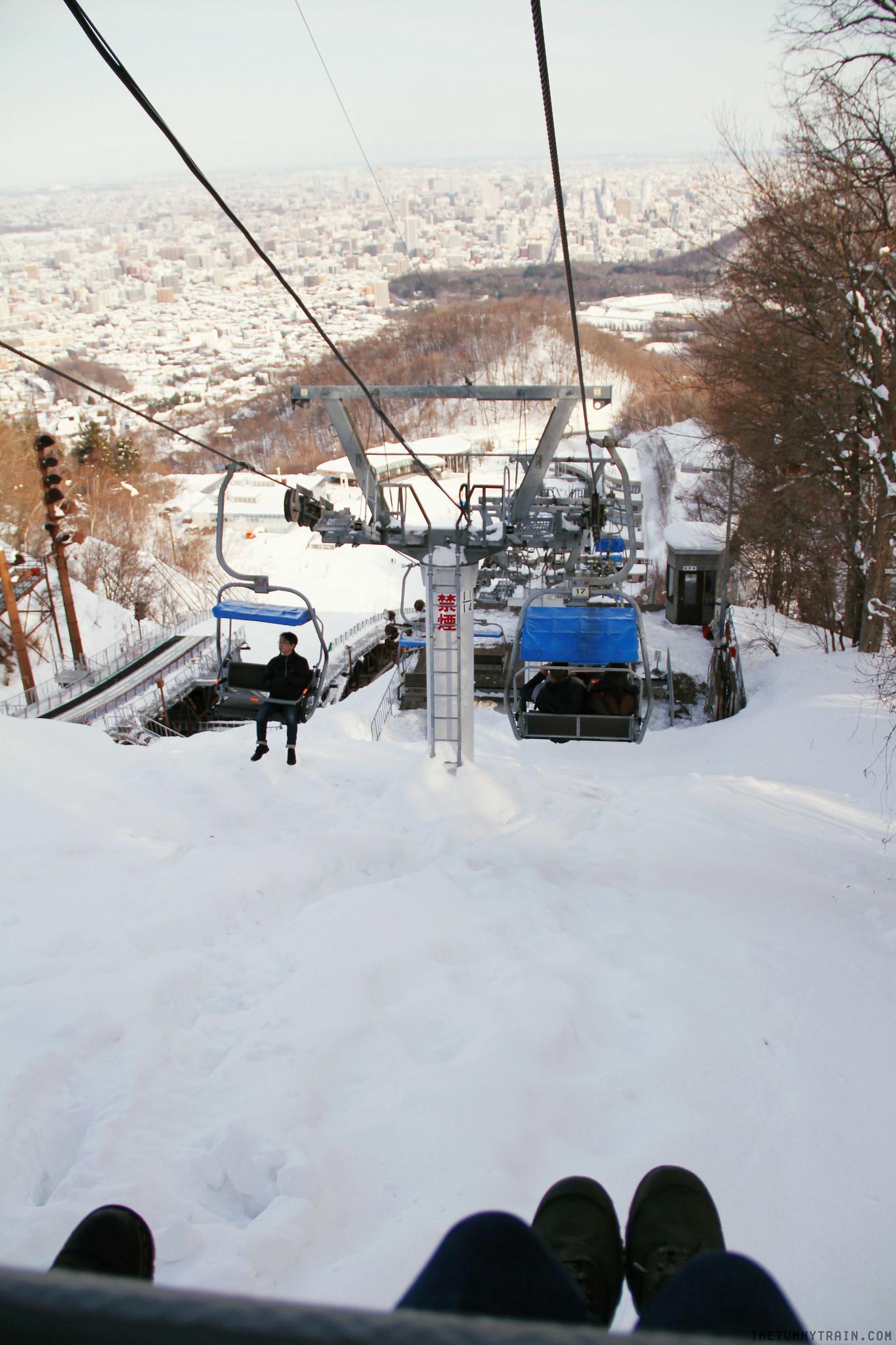 32073874704 e8e971e51b k - Sapporo Travel Diary 2017: Lifting off to the Okurayama Ski Jump Viewing Lounge