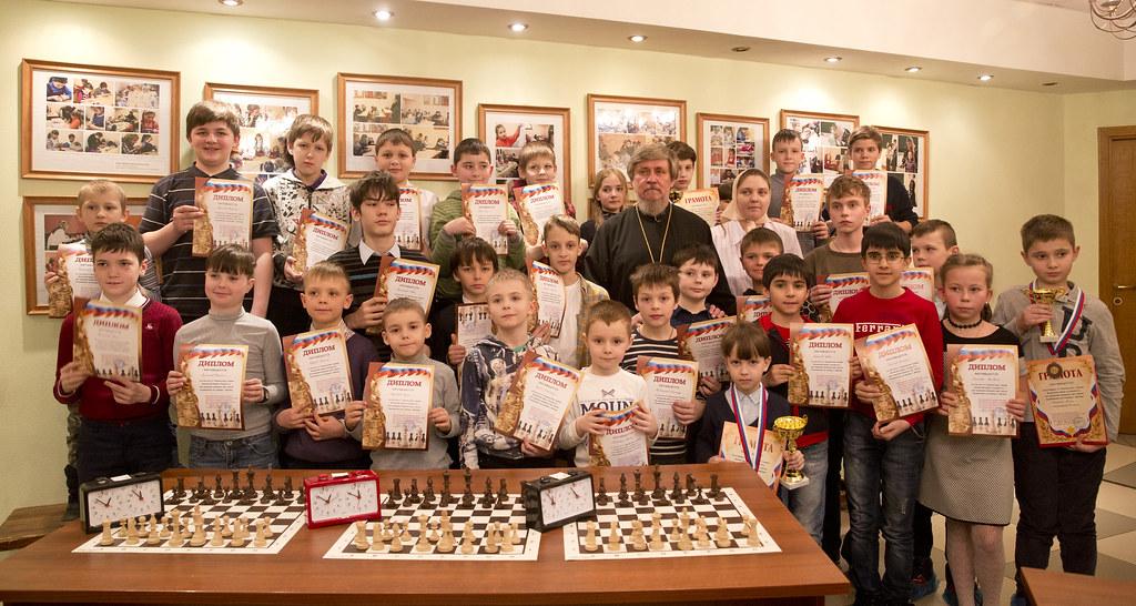 11 марта 2017 года в храмовом комплексе прп. Сергия Радонежского на Рязанке г. Москвы прошел IV шахматный турнир среди воскресных школ г. Москвы и ближайшего Подмосковья.