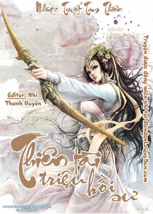 Thiên Tài Triệu Hồi Sư - Nhược Tuyết Tam Thiên