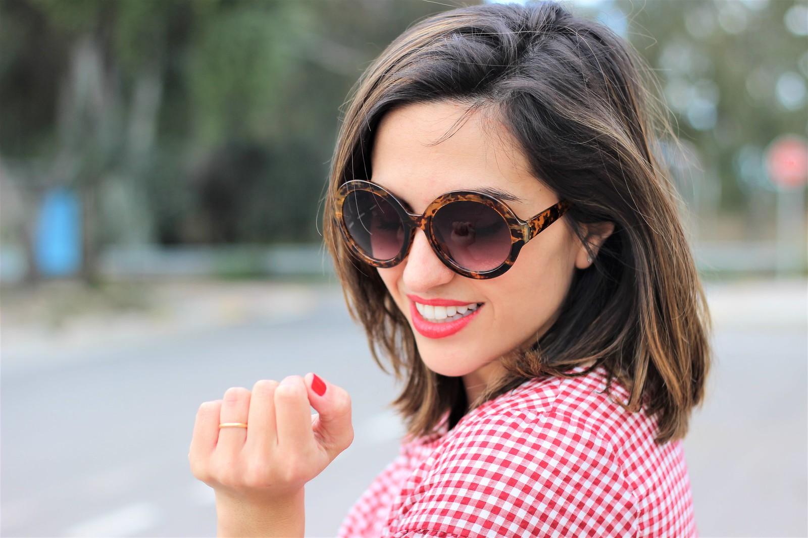 Look cuadros vichy rojo_ Rojo Valentino Blog (18)