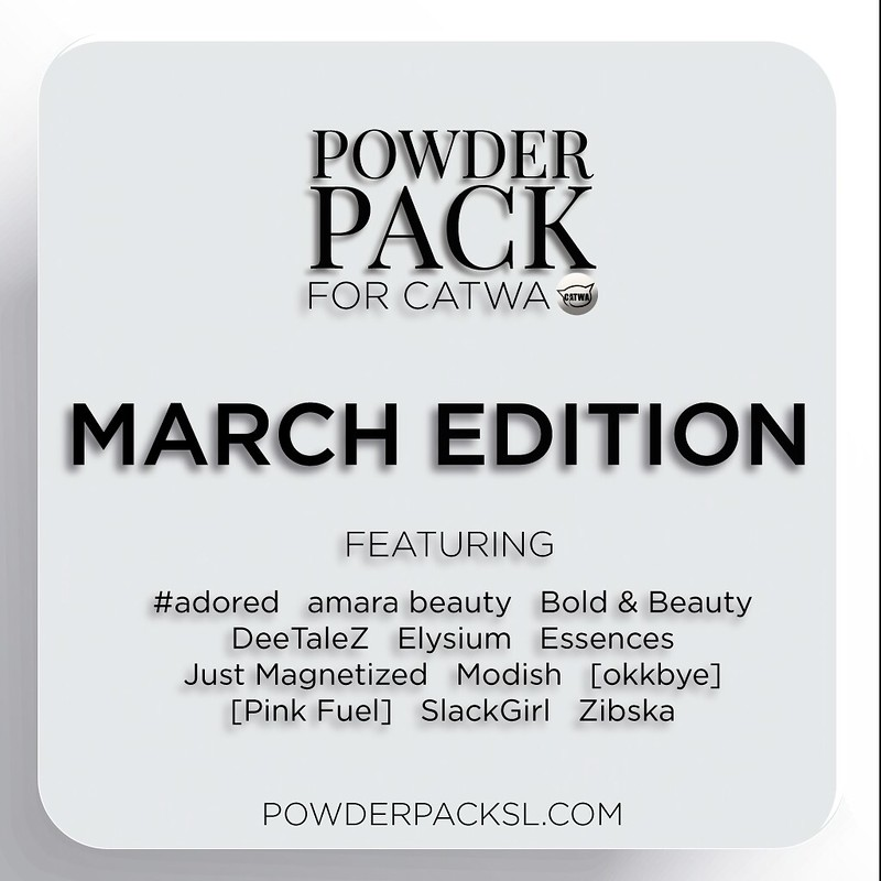 Powder Pack | March 2017