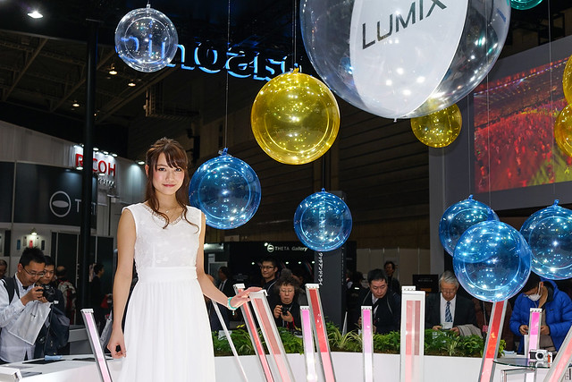 【CP+ 2017】Panasonic LUMIX GH5 | 15