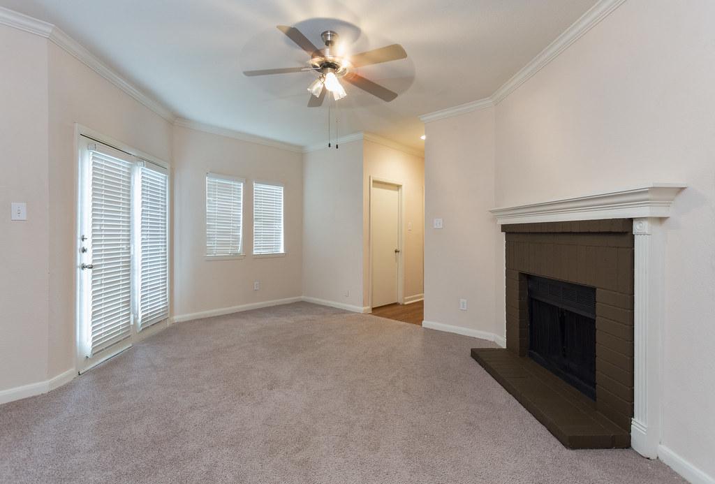 Tone Walls Living Room