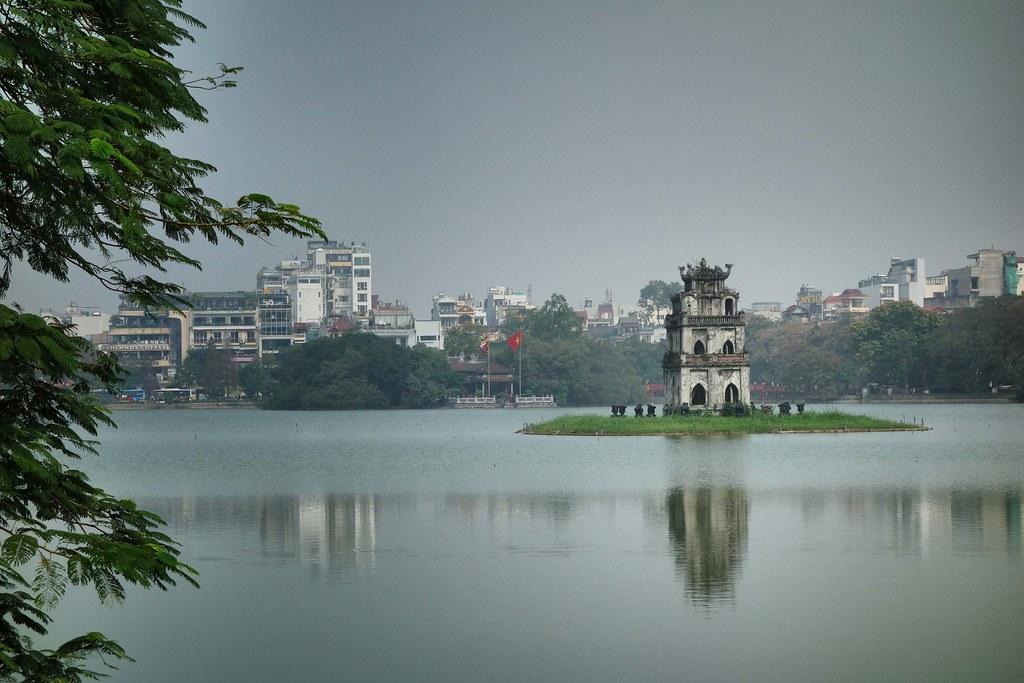 Hanoi - Lac de l'Epee