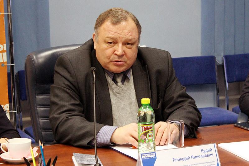 Геннадий Кудий, Федеральное агентство по печати и массовым коммуникациям