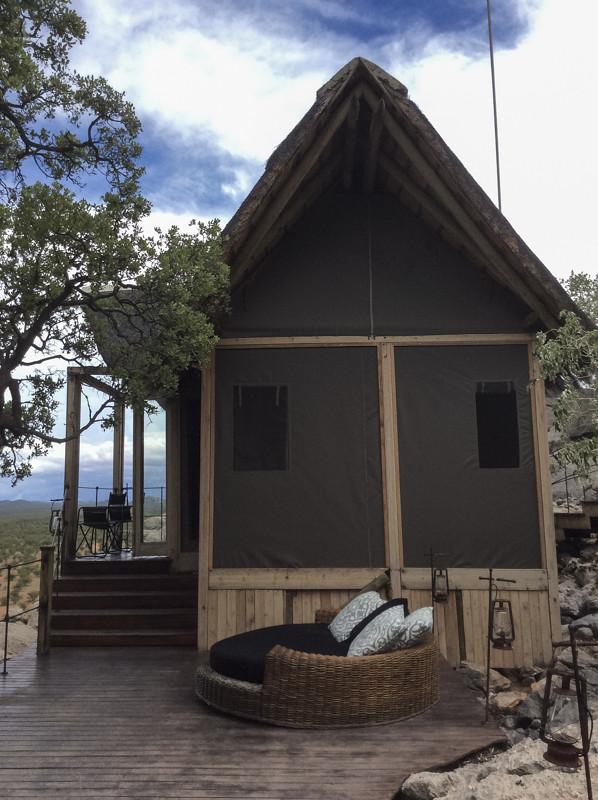 Dolomite Camp  Etosha NP