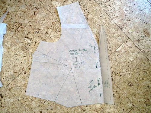 FBA on Darling Ranges Bodice