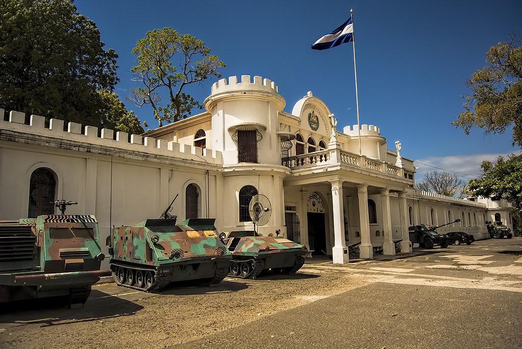 Museo Militar Ex-Cuartel Zapote, San Salvador | Museo ...