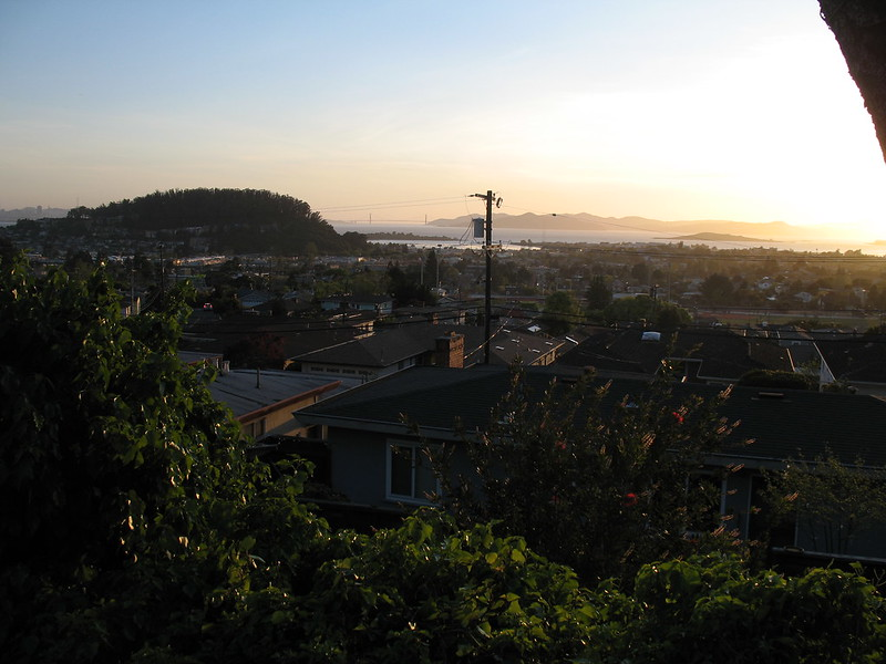Sunset View Cemetery, El Cerrito