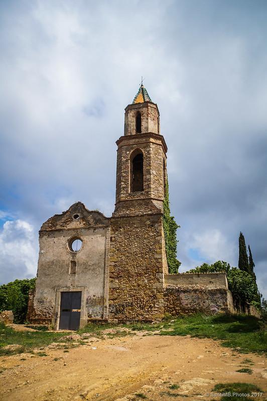Iglesia nueva de Sant Miquel de Marmellar