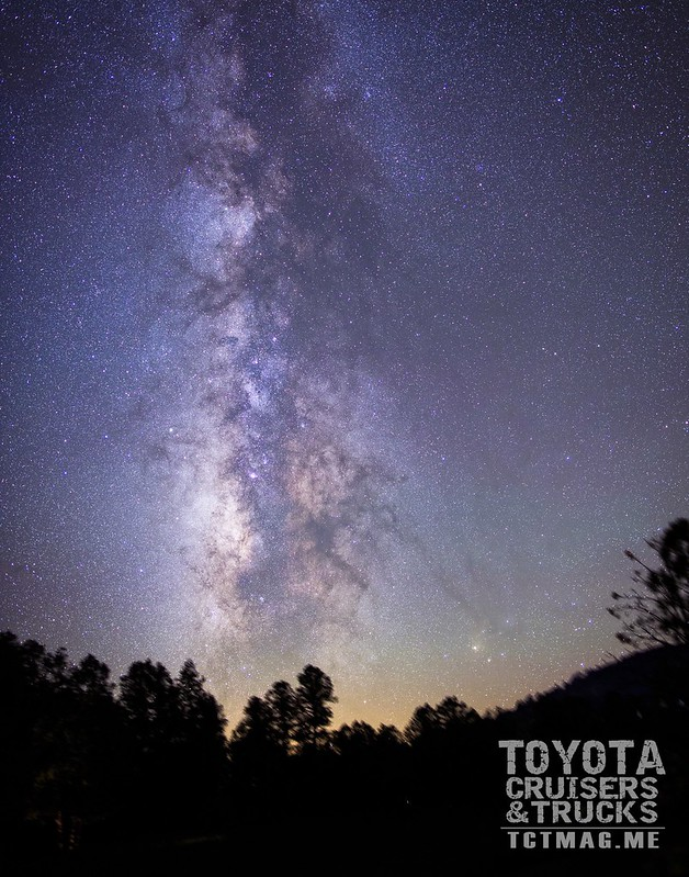 Astrophotography From Your Campsite