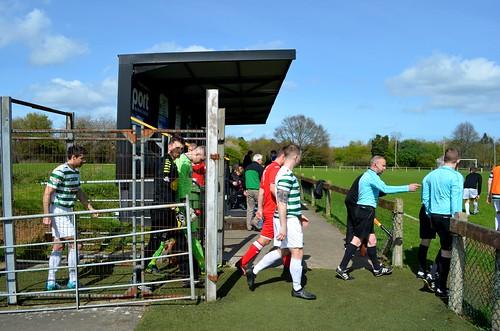 Lurgan Celtic 0:2 Annagh United