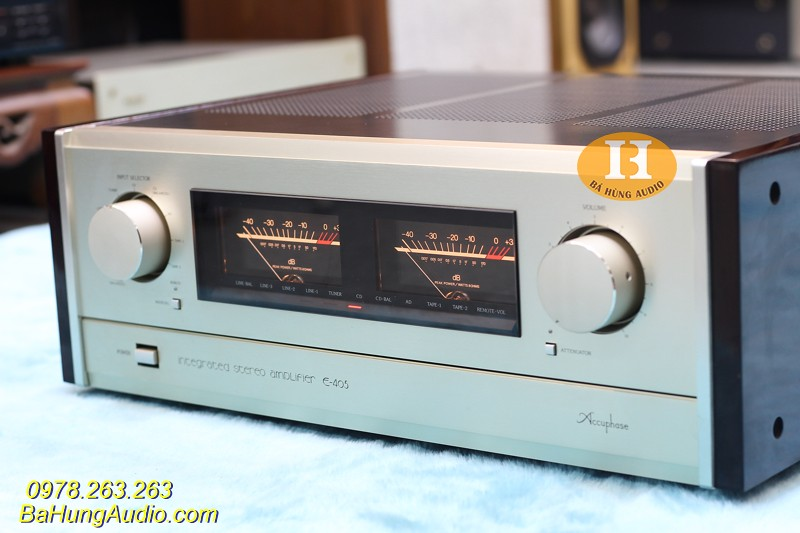 Bộ Pre Pow Accuphase C200X, P300X