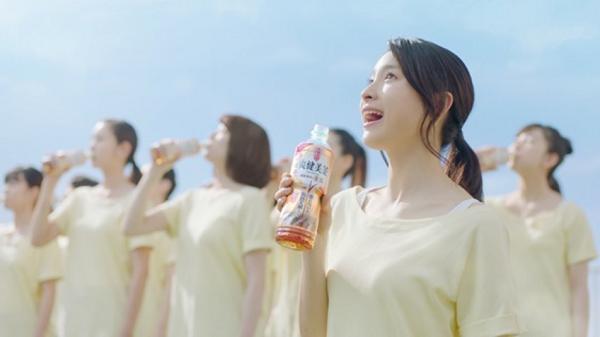 「爽健美茶 健康素材の麦茶」2017年4月24日新登場!新CM「爽健美茶 健康素材の麦茶 新登場」編