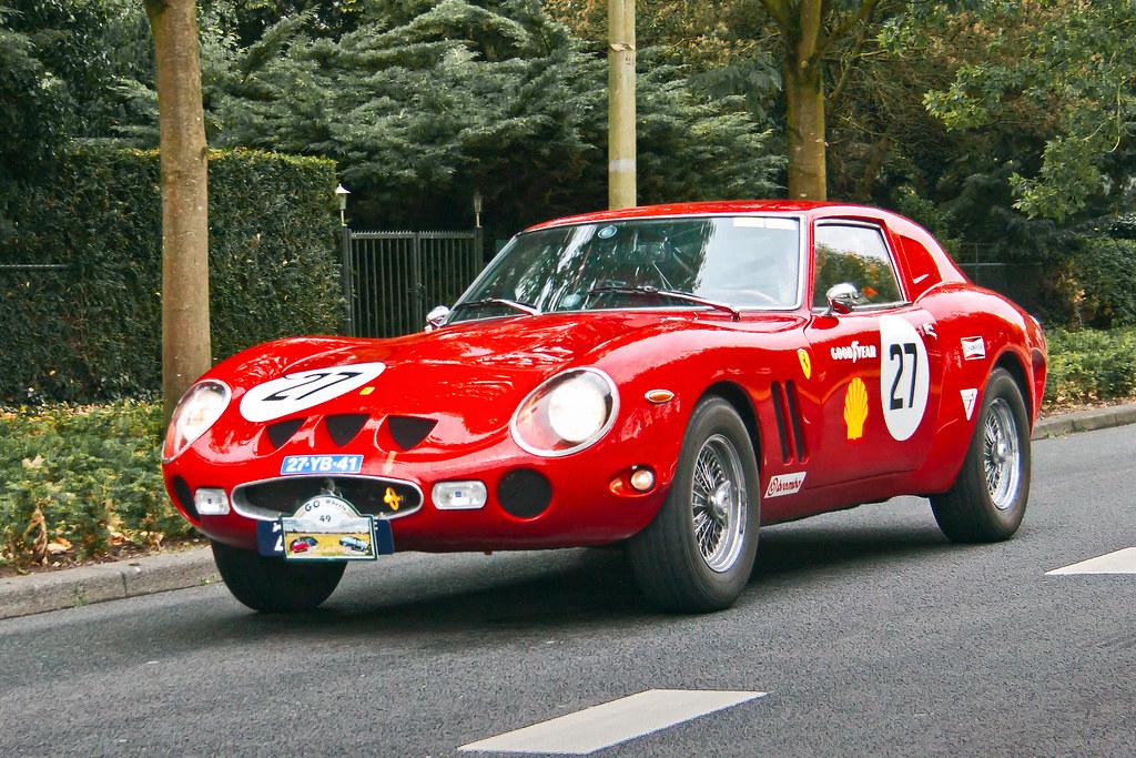 Datsun 260Z 2+2 Sport Coupé with Ferrari-like 250 GTO* kit ...