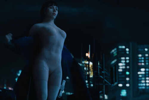 Ghost in the Shell - 2017 - screenshot 2