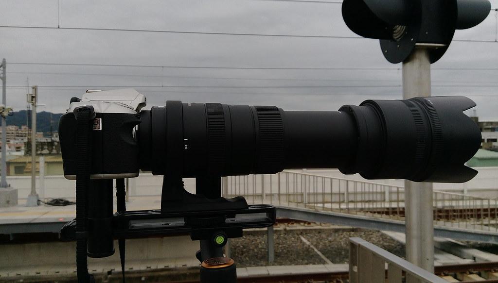 Sigma 50-500mm DG OS HSM F4.5-6.3超冷門長焦鏡開箱