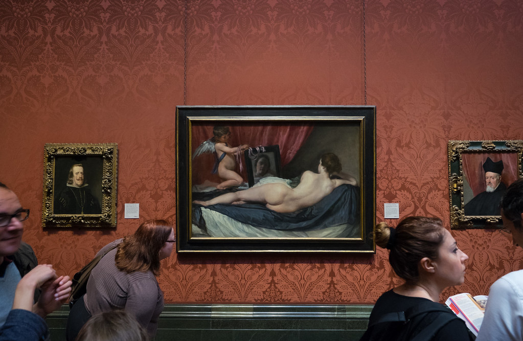 who painted the rokeby venus