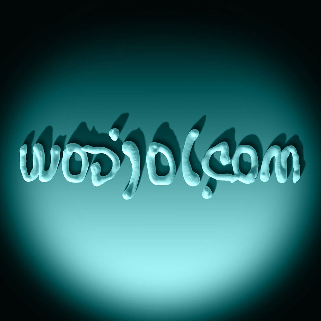 Ambigrams wodjol wod jol flickr for Two words in one tattoo generator
