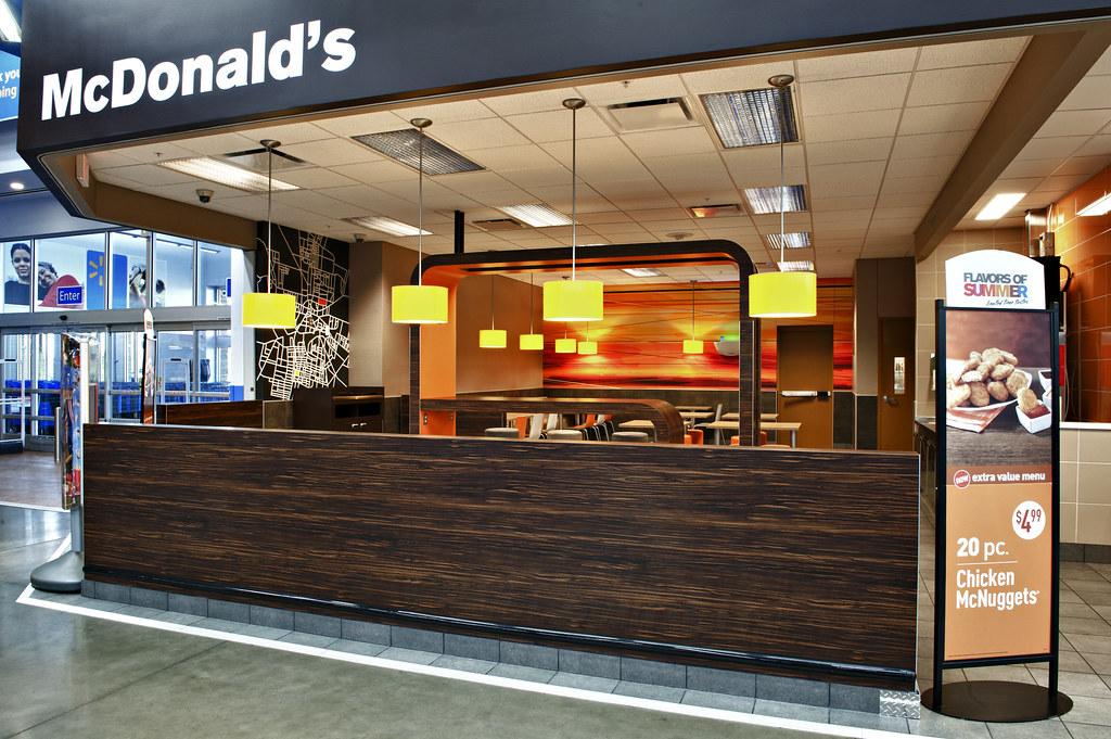 Mcdonald 39 S In Walmart Surprise Az Mcdonald 39 S In